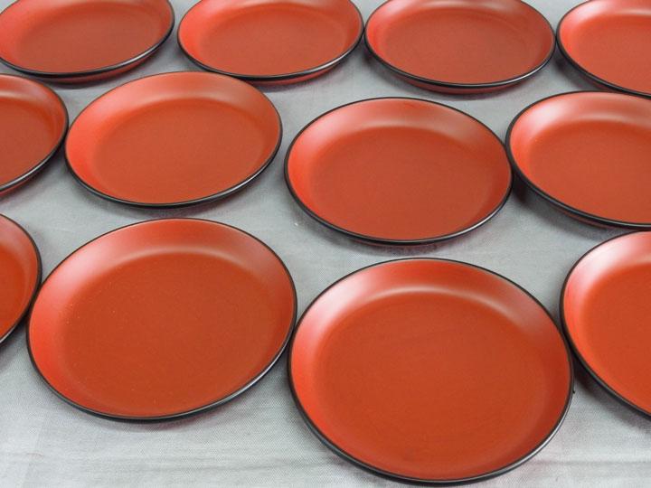三.六寸薄造太玉縁手塩皿 1