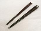 手彫り夫婦箸 A-2